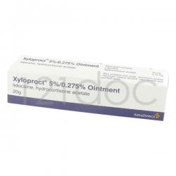Xyloproct 20g (Ointment) x 1